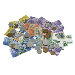 ELC Australian Play Money
