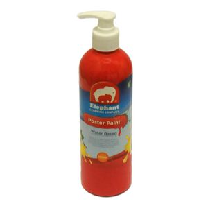 ELC Poster Paint Red 500mL