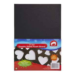 ELC A4 Double Sided Foam Board 2 Pack