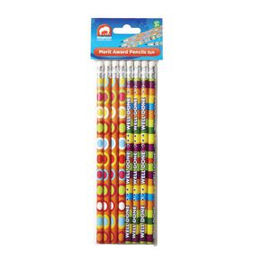 ELC Merit Award Pencils 8 Pack