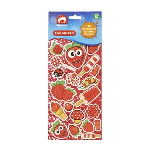 ELC Fun Stickers Scented Strawberry 20 Pack