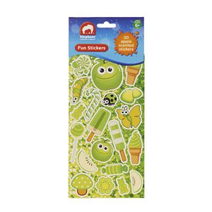 ELC Fun Stickers Scented Apple 20 Pack