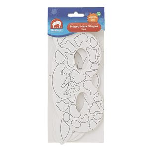ELC Printed Mask Shapes 15 Pack