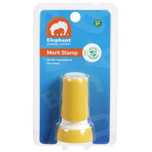 ELC Merit Stamp Writing