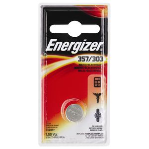 Energizer 357/303 Battery