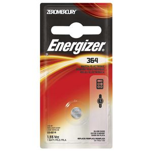 Energizer 364 Watch and Calculator Battery