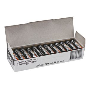 Energizer AA Batteries 24 Pack