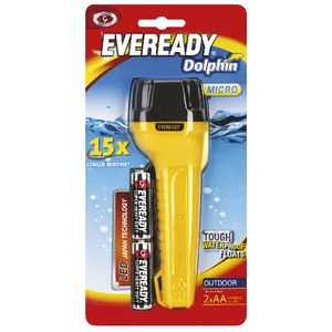 Eveready Micro Dolphin Torch