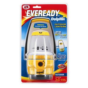 Eveready Dolphin Outdoor Lantern