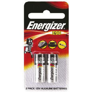 Energizer E90 N Batteries 2 Pack