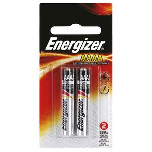 Energizer Max AAAA Batteries 2 Pack