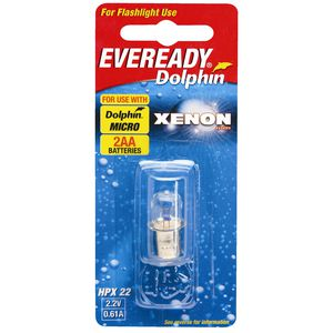 Eveready Dolphin Xenon Bulb 2.2V