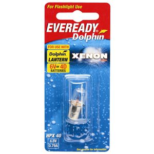 Eveready Dolphin Xenon Bulb 4.8V