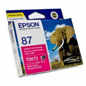 Epson 87 Ink Cartridge Magenta