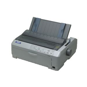 Epson FX 890 JIS B4 Mono 9-Pin Dot-Matrix Printer