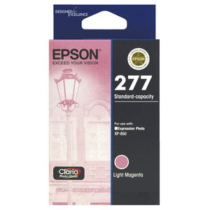 Epson 277 Ink Cartridge Light Magenta