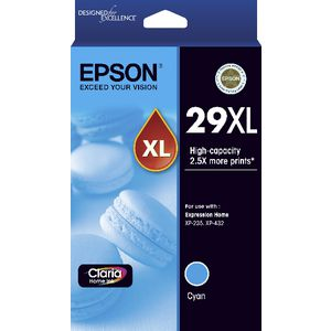 Epson 29XL Ink Cartridge Cyan