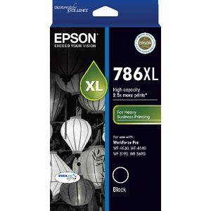 Epson DURABrite Ultra 786XL Ink Cartridge Black