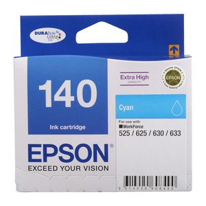 Epson T140 Extra High Capacity Ink Cartridge Cyan