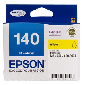 Epson T140 Extra High Capacity Ink Cartridge Yellow