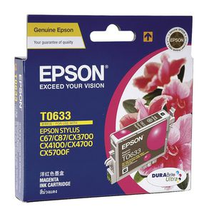 Epson T0633 Ink Cartridge Magenta