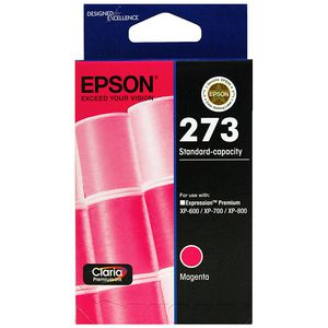 Epson 273 Standard Ink Cartridge Magenta