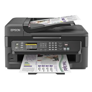 Epson WorkForce 2540 A4 Wireless Colour Inkjet Multifunction