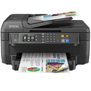 Epson WorkForce WF-2660 Wireless Inkjet MFC Printer
