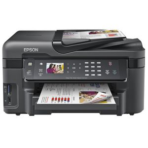 Epson WorkForce WF-3520 A4 Colour Inkjet Multifunction