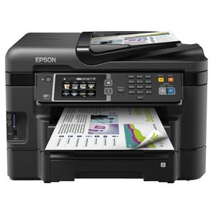 Epson Workforce WF-3640 Colour Inkjet Multifunction