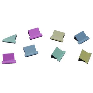 Esselte NalClip Refills Medium Pastel Pk/50