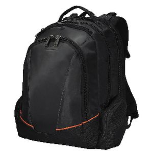 "Everki Flight 16"" Checkpoint Friendly Backpack Black"
