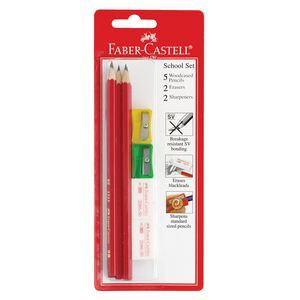 Faber-Castell Office and School Set