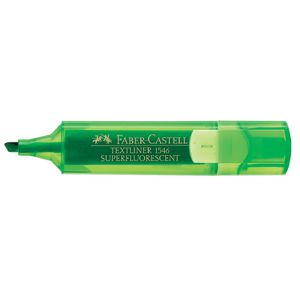 Faber-Castell Textliner Fluoro Highlighter Green