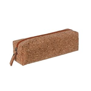 Tube Style Pencil Case in Cork