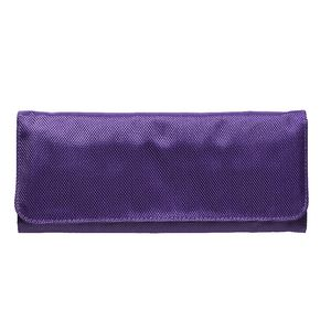 Wrap Pencil Case Purple