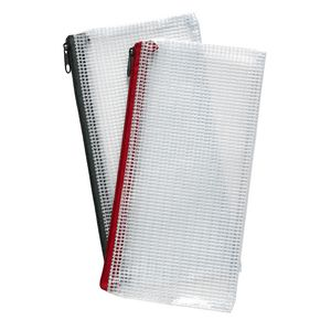 Mesh Pencil Case Small Assorted Colours