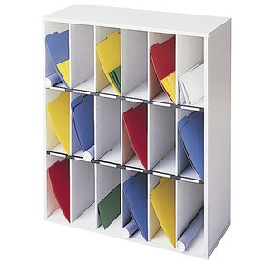 Fellowes Mail Sorter Storage Shelf