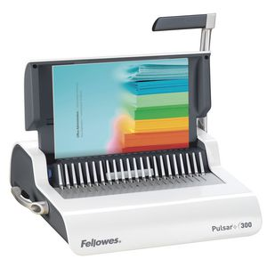 Fellowes Comb Pulsar+ 300 Binding Machine