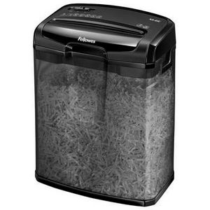 Fellowes Powershred M-6 Cross Cut Personal Shredder