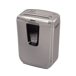 Fellowes M-7 Cross Cut Personal Shredder Silver