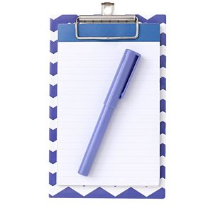 A5 Magnetic Clipboard Memo and Pen Pack