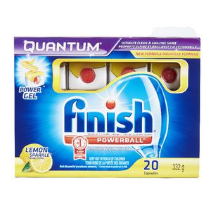 Finish Quantum Max Dishwasher Tablets 20 Pack