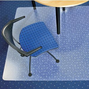 Floortex PVC Carpet Chair Mat