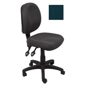 Rapidline Operator Chair High Back Fully Ergonomic Foam Blue