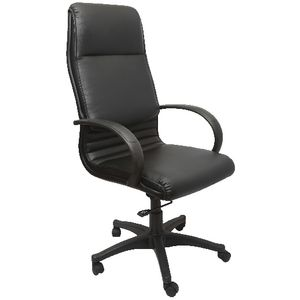 Rapidline Auric High Back Chair Black