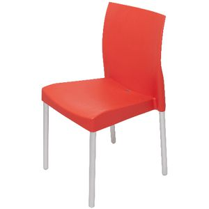Rapidline Leo Chair Red