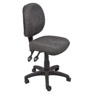 Operator Medium Back 3 Lever Ergonomic chair charcoal