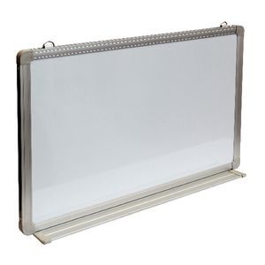 Furnx Wall-Mounted Whiteboard 900 x 600mm