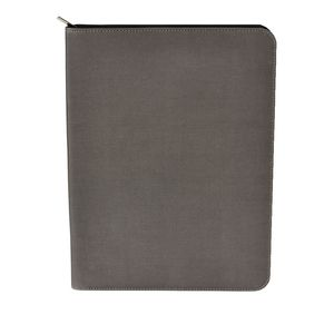 Document Folio Canvas Charcoal